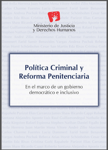 Documentos de la direcci n general de pol tica criminal y for Direccion de ministerio de interior y justicia