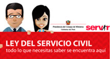 Ley de Servicio Civil
