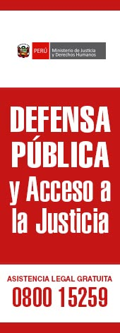 DEFENSA PUBLICA